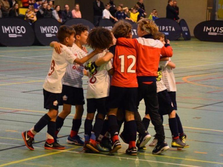 Squadra Futsal Cup Kids : une belle propagande pour la discipline