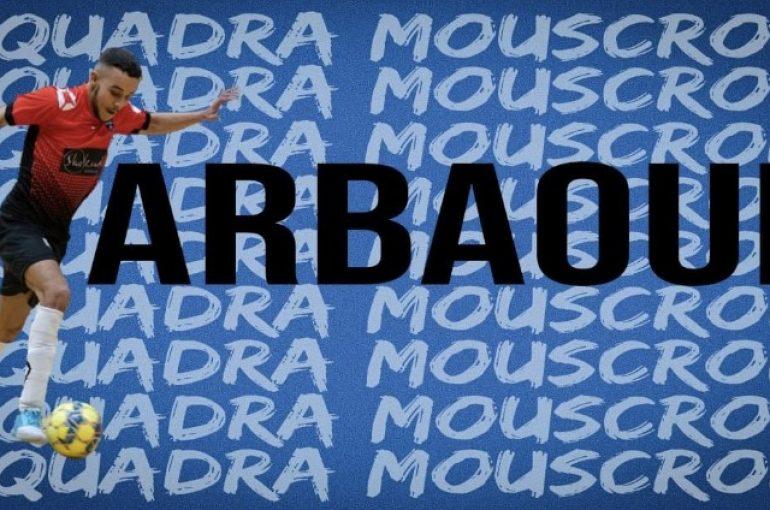 Ismael Arbaoui rejoint la Squadra