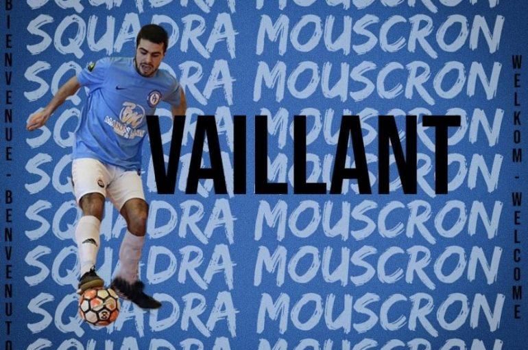 Antoine Vaillant rejoint la Squadra