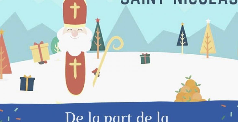 Joyeuse fête de Saint Nicolas