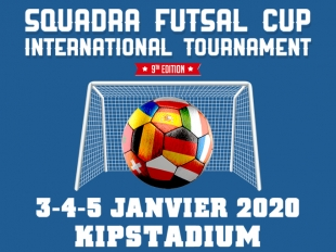 Tout sur La Squadra Futsal Cup Imviso 2020